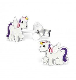 KAYA sieraden Silver childrens earrings - Copy