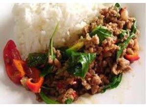 LOBO Herbs Thai Basil Pasta 50g