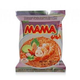 MAMA Shrimp Tom Yum Flavour Noodle 60g