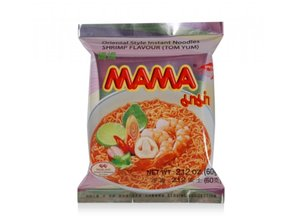 MAMA Shrimp Tom Yum Flavour Noodle 60g