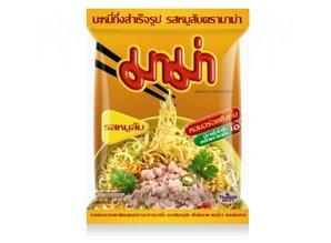 MAMA Svinekød Flavor Noodle 60g