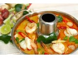 Tom Yum Kung (Shrimp Soup)