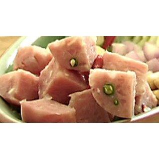 Spicy Thai fermented pork sausage (Nam)