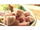 Spicy Thai fermentierte Wurst aus Schweinefleisch (NAM)