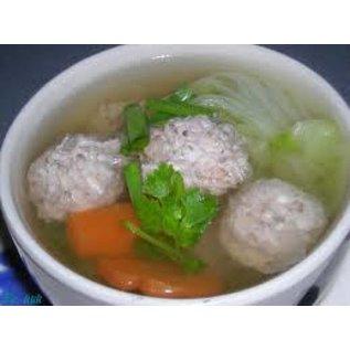 Pork Ball Soup (Gaeng Jued)