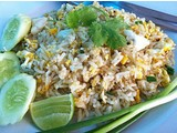 Tailandês Fried Rice