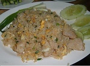 Thai Gebakken Rijst