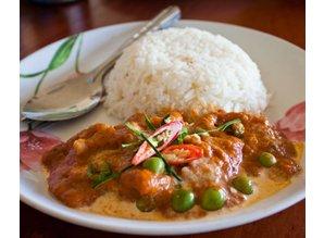 Panang Curry แกงแพนง