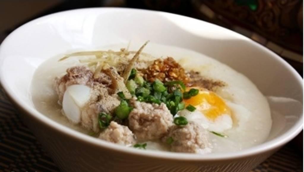 Congee Recipe — Dishmaps