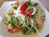 Krymmel Salat (Yum Living Sen)