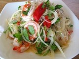 Vermicelli Salat (Yum Wohnen Sen)