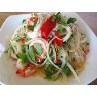 Vermicelli Salad (Yum Living Sen)