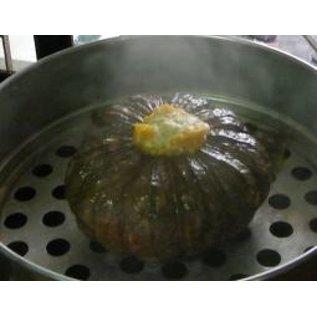 Thai Pumpkin Custard