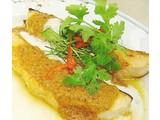 Pla salmão chee chu