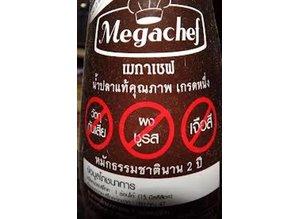 MEGACHEF Premium-Fisch-Sauce 500ml