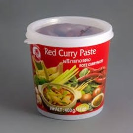 COCK Red Currypaste 400g