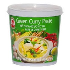 COCK Green Currypaste 400g