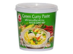 COCK Groene Currypaste 400g