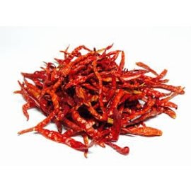 RAITIP Gedroogde hele Chilli Peppers