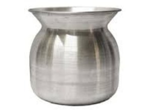 Klebriger Reis-Dampfer Laos Pot