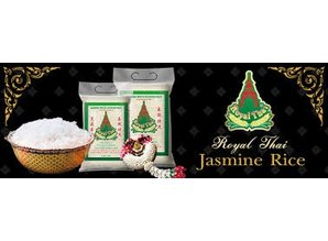 ROYAL THAI Perfume Schmalbahn Reis 1 kg