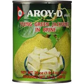 AROY-D Green Jackfruit in Water 565g