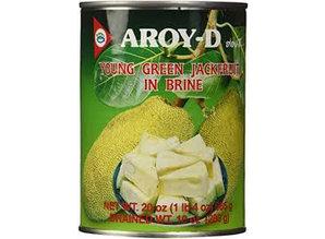 AROY-D Grüne Jackfruit im Wasser 565g