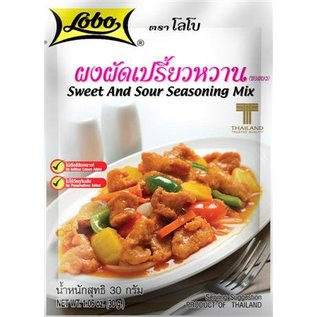 LOBO Sweet and Sour Seasoning Mix
