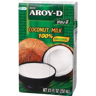 AROY-D Coconut milk (UHT) 250ml