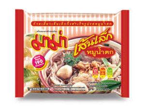 MAMA Øjeblikkelig Rice Noedel Moo Nam Tok