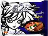 WAI WAI Tom Klong Flavor Øjeblikkelig Noodle 60 gr.