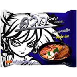 WAI WAI Tom Klong Flavor Instant Noodle 60 gr.