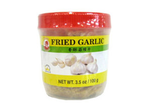 COCK Fried garlic