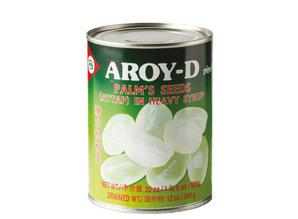 AROY-D Seme di Palma (Attap) in sciroppo pesante