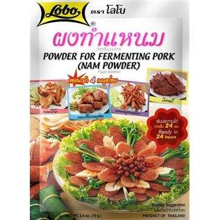 LOBO Poeder voor het Fermenteren van Varkensvlees (Nampoeder)