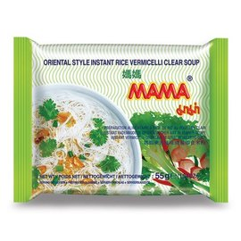 MAMA Instant Rice Vermicelli Clear Soup