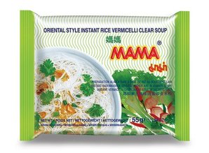MAMA Instant Rice Vermicelli Clear Soep