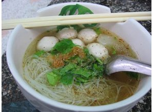 MAMA Sofortiger Reis Vermicelli Clear Suppe