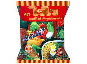 WAI WAI Oriental style instant noodles