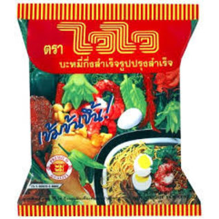 WAI WAI Oosterse stijl instant noodles