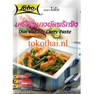 LOBO Thai Stir-Fry Curry Paste