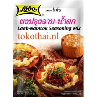 LOBO Laab Namtok Seasoning Mix