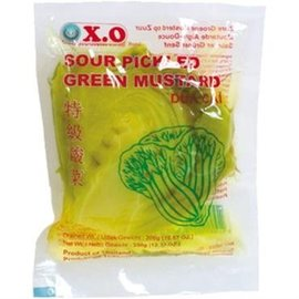 X.O Sour Mustard