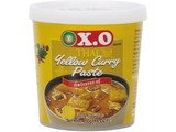 X.O Pasta amarilla de curry