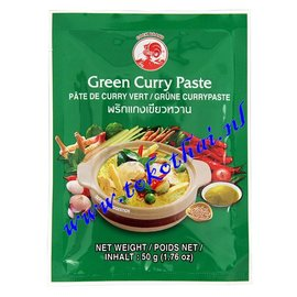 COCK Green Currypaste 50g