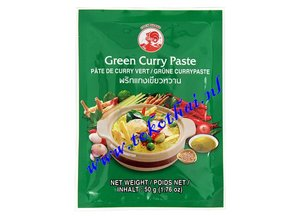 COCK Groene Currypaste 50g