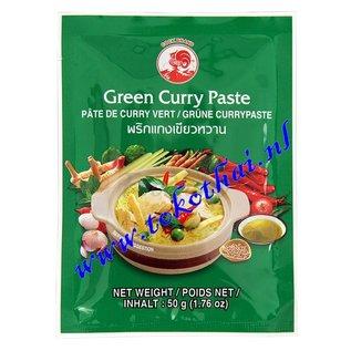 COCK Green Currypaste 50g