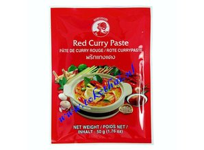 COCK Rote Curry Paste 50g