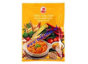 COCK gul currypasta