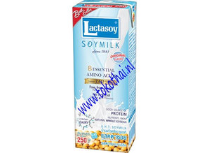LACTASOY 250ml di latte di soia
